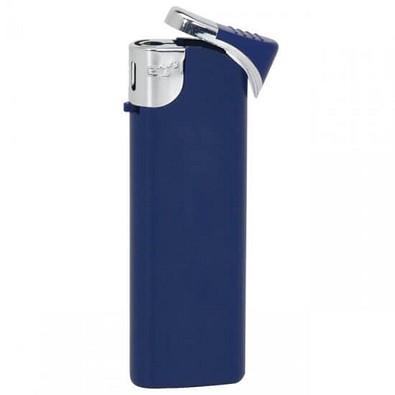 Piezo-Feuerzeug Leon, blau