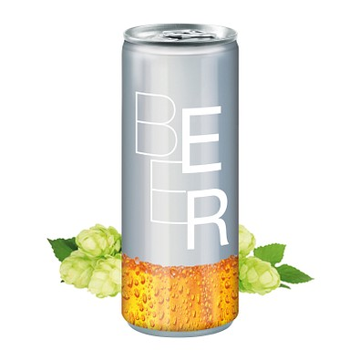 250 ml Bier - Fullbody transparent