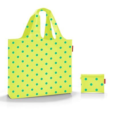 reisenthel® Strandtasche mini maxi beachbag, lemon dots