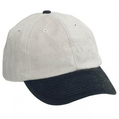 Heavy-Cap, schwarz/lightkhaki