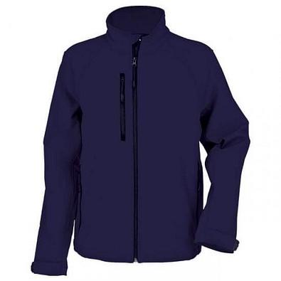 RUSSELL® Softshell Jacke, dunkelblau, XXL