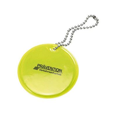 Reflektor-Anhänger Safety, Kreis