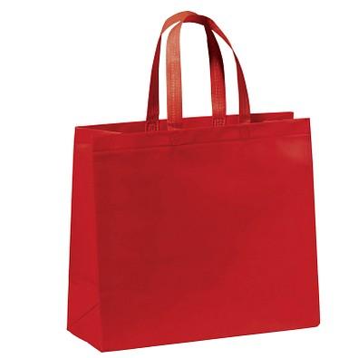Shopping-Bag City, rot