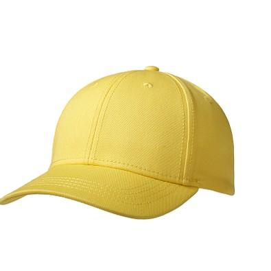 6-Panel-Cap Jack, gelb