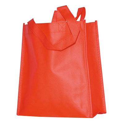 Non Woven Tasche Small, Rot