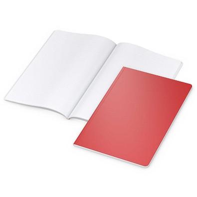 geiger notes Notizbuch Copy-Book DIN A4, matt rot