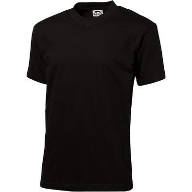 Slazenger™ Herren T-Shirt Ace, schwarz, XXXL