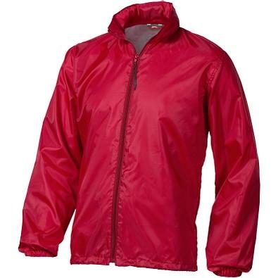 Slazenger™ Unisex verstaubare Jacke Action, rot, L