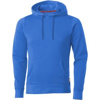 Slazenger™ Herren Kapuzensweater Alley, himmelblau, M