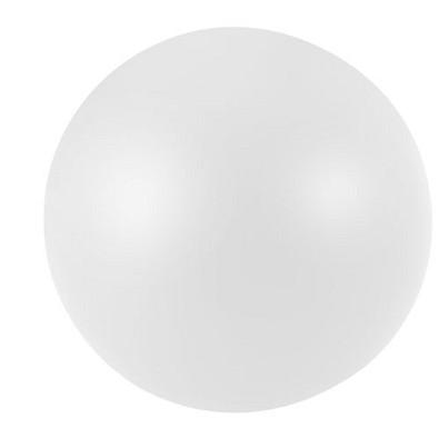 Antistressball Cool, rund, weiss