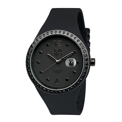 lolliclock Armbanduhr Evolution, schwarz