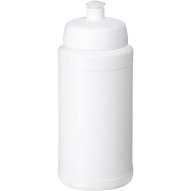 Baseline Plus Flasche mit Sportdeckel, 500 ml, weiss