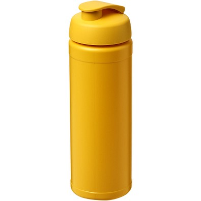 Baseline® Plus 750 ml Flasche mit Klappdeckel, gelb