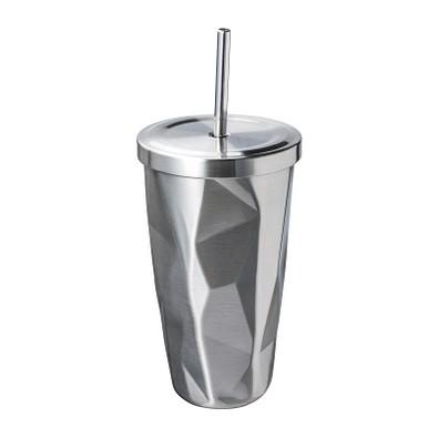 retumbler® Becher Bangkok, 500 ml, silber