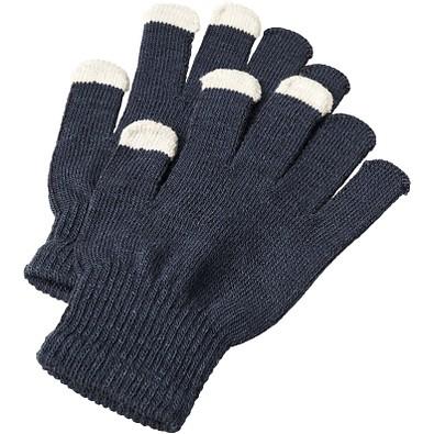 Taktile Handschuhe Billy, navy