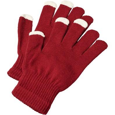 Taktile Handschuhe Billy, rot