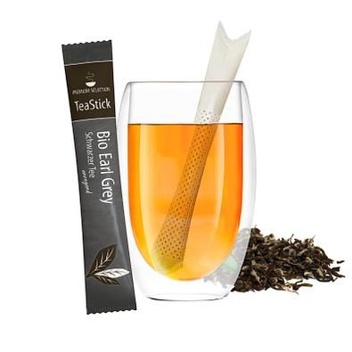 Bio TeaStick - Schwarztee Earl Grey - Premium Selection