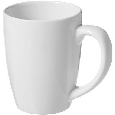 Bogota Keramiktasse, 350 ml, weiß