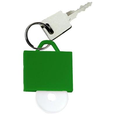 Chip-Schlüsselanhänger Tasche mit Chip, standard-grün