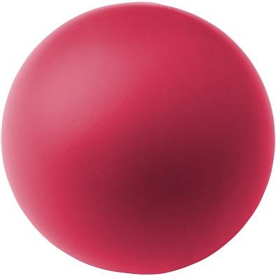 Antistressball Cool, rund, magenta