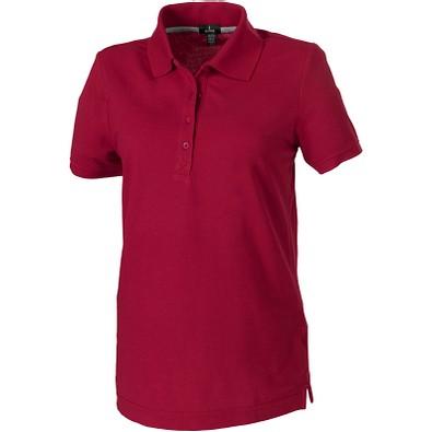 ELEVATE Damen Poloshirt Crandall, rot, L