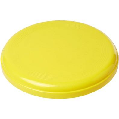 Cruz mittlere Kunststoff Wurfscheibe, gelb