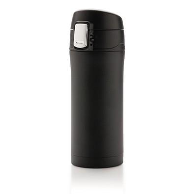 XD COLLECTION Becher Easy Lock, 300 ml, schwarz