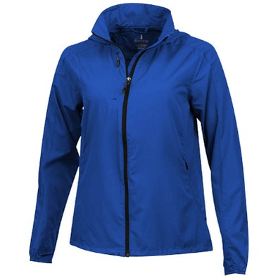 ELEVATE Damen Jacke Flint, blau, XS