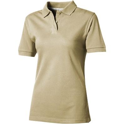 Slazenger™ Damen Poloshirt Forehand, khaki, S