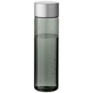 Fox Tritan Trinkflasche, 900 ml, transparent schwarz