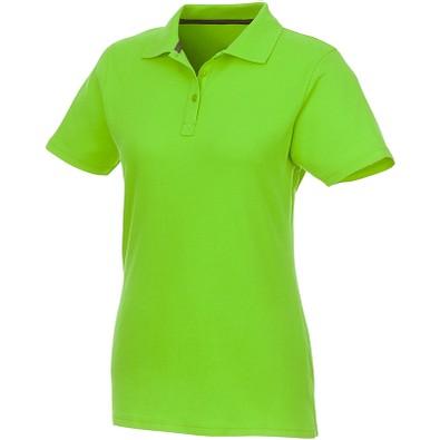 ELEVATE Damen Poloshirt Helios, apfelgrün, XXL