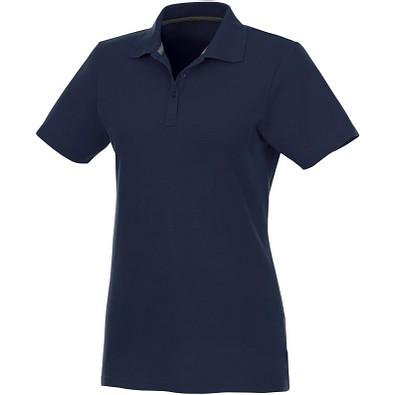 ELEVATE Damen Poloshirt Helios, dunkelblau, M