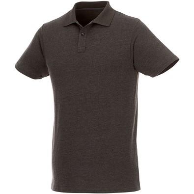 ELEVATE Herren Poloshirt Helios, kohle, XL