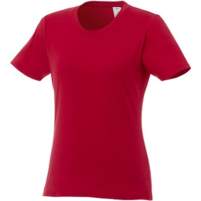 ELEVATE Damen T-Shirt Heros, rot, S