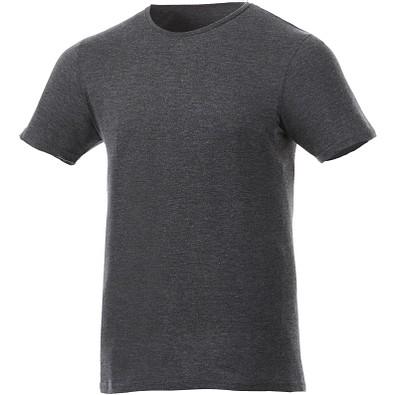 ELEVATE Unisex T-Shirt Finney, kohle, XS