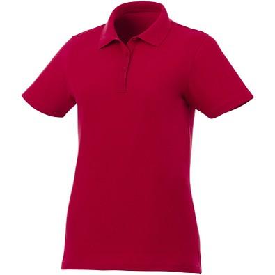 ELEVATE Damen Poloshirt Liberty, rot, L