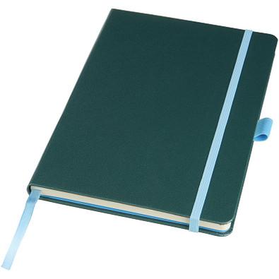 Melya DIN A5 Notizbuch, grün