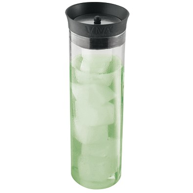 METMAXX® Wasserkaraffe PureAqua mit Eisstick, transparent