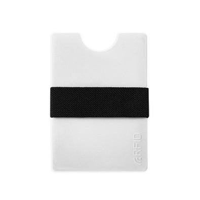 METMAXX® Mini-Portemonnaie iWallet Compact, weiß