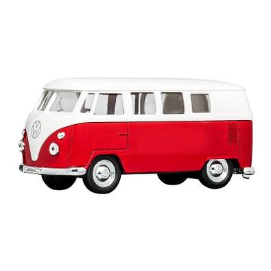 reflects® Modellauto VW T1 1:38, rot