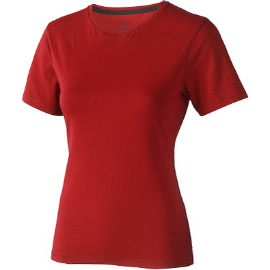 ELEVATE Damen T-Shirt Nanaimo, rot, L