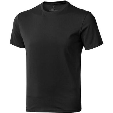 ELEVATE Herren T-Shirt Nanaimo, anthrazit, S