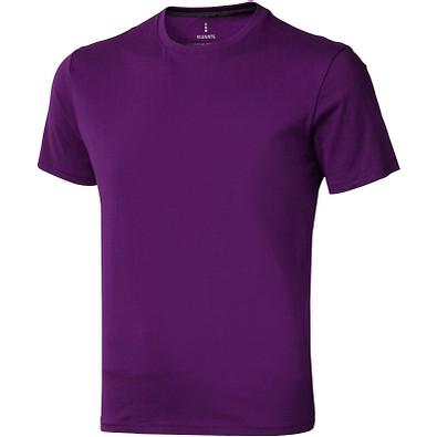 ELEVATE Herren T-Shirt Nanaimo, pflaume, S