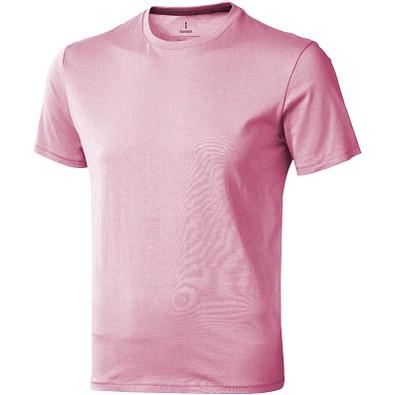 ELEVATE Herren T-Shirt Nanaimo, Light pink, XXL
