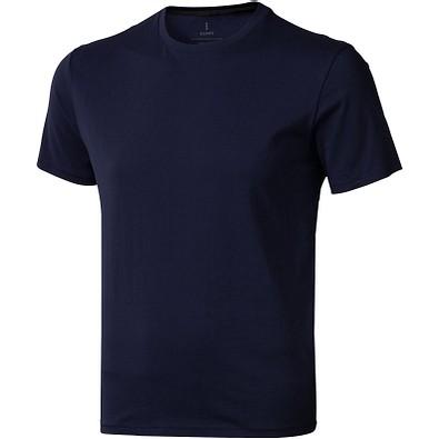 ELEVATE Herren T-Shirt Nanaimo, dunkelblau, S