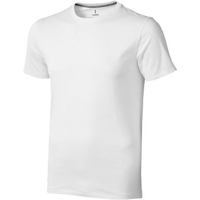 ELEVATE Herren T-Shirt Nanaimo, weiß, M