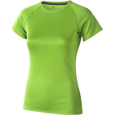 ELEVATE Damen T-Shirt Niagara cool fit, apfelgrün, XXL