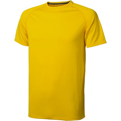 ELEVATE Herren T-Shirt Niagara cool fit, gelb, XXL