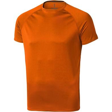 ELEVATE Herren T-Shirt Niagara cool fit, orange, L