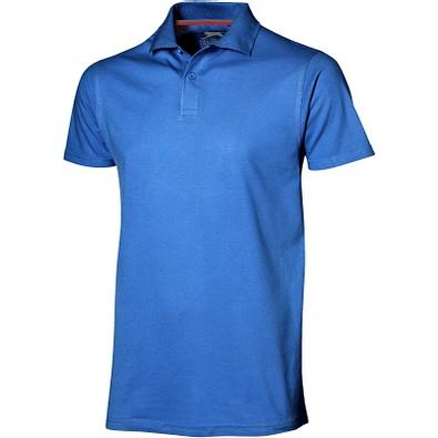 Slazenger™ Herren Poloshirt Advantage, blau, M